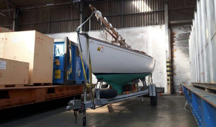 1924 Viano Boat TWILA