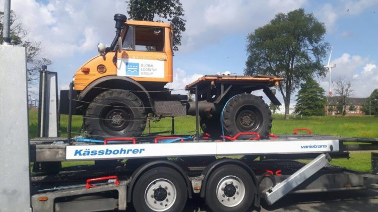 UNIMOG – ready to go