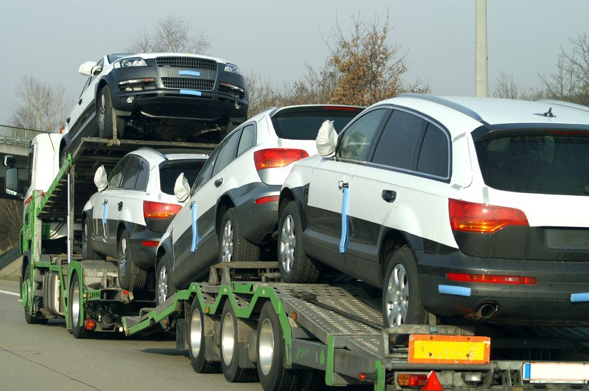 LKW Autotransport