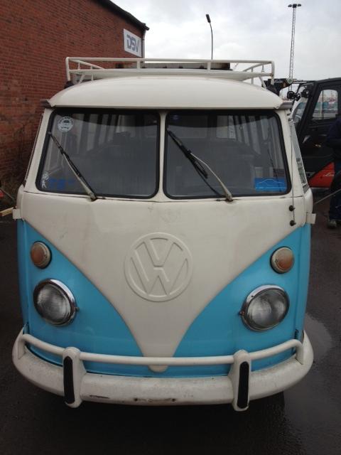 VW T1 Import