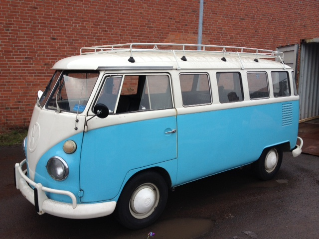 VW Import Oldtimer