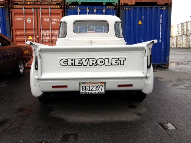 Chevrolet Import