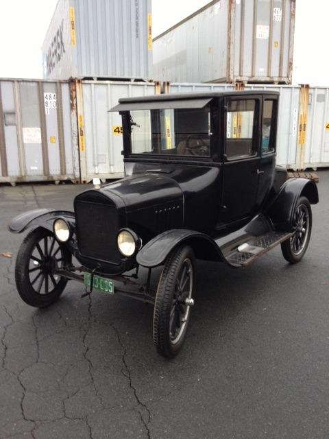 Ford Oldtimer Import