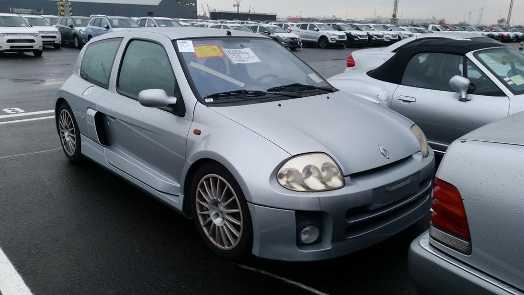 Auto aus Japan importiert