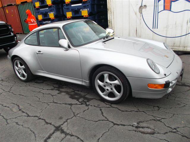 Porsche Import Export
