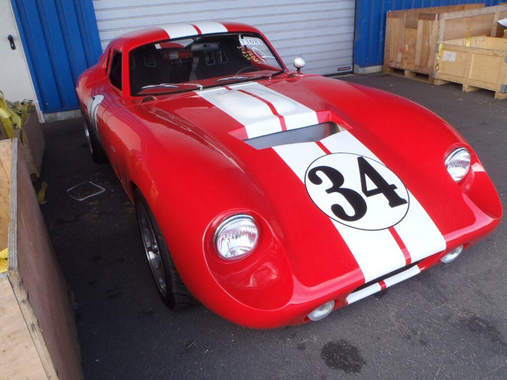 Shelby Daytona Import