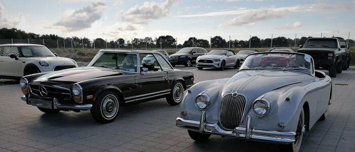 Oldtimer Import Mercedes
